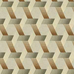 Molina Hexagon Copper Sand