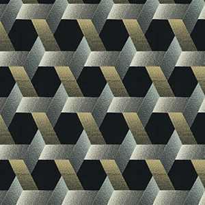 Molina Hexagon Inkwood