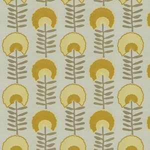 Hopps Floral Amber Gold