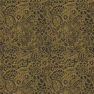 Batik Floral Bronze