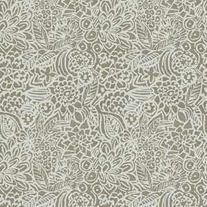 Batik Floral Linen