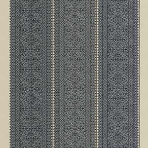 Fez Embroidery Indigo
