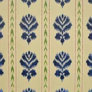 Florentine Velvet Cobalt / Lettice