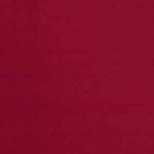 Douppioni Silk Scarlet