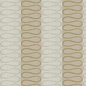 Zip Wave Bronze Shimmer