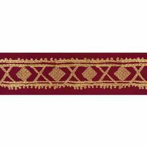Stitchwork Metallic Gypsy