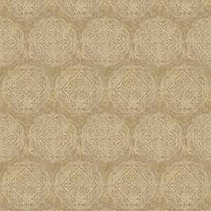 Fitness Damask Empire Gold