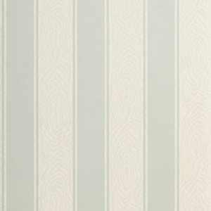 Moire Stripe | Duck Egg