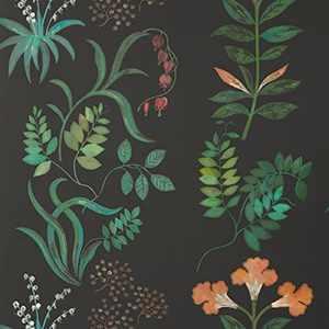 Botanical Stripe WP   Jade