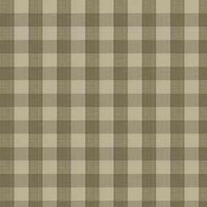 Biron Check Linen