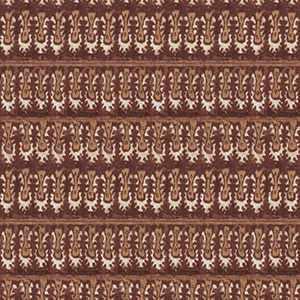 Batik Tribal Red Clay
