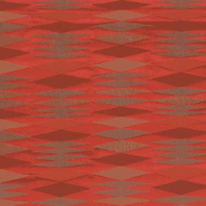 Mod Silk Ribbon Red