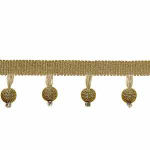 Beadier Metallic Brass
