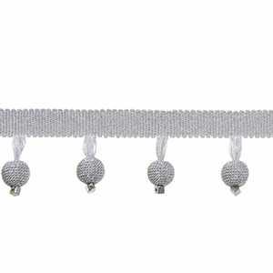 Beadier Metallic Silver