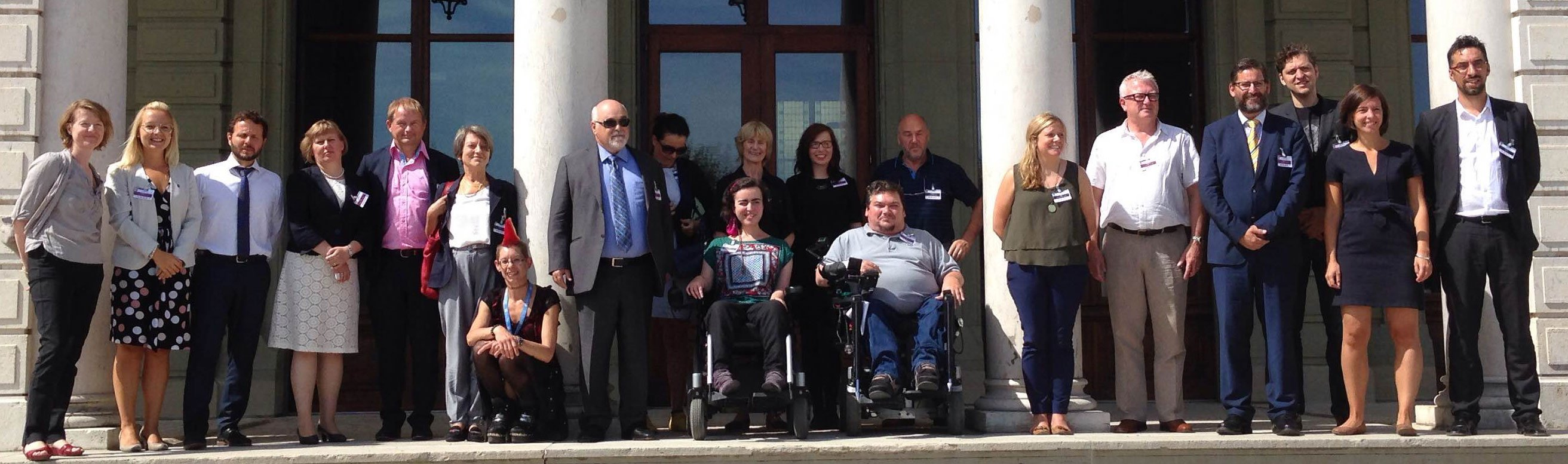The Delegation of European Disability Movement