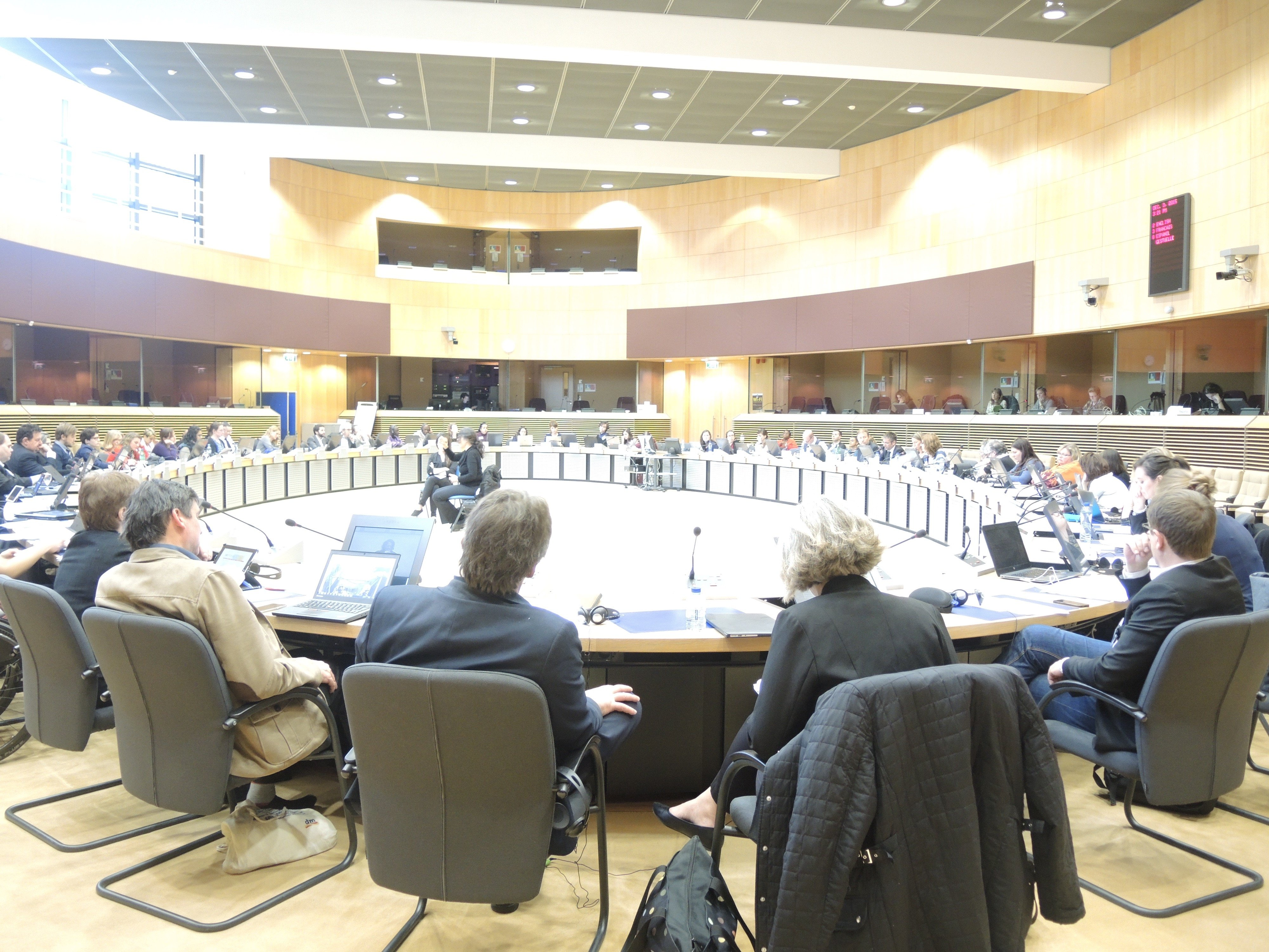 Conference Leave no-one behind, European Day Persons with Disabilities