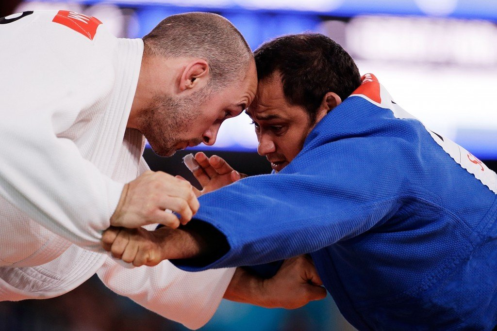 Argentinian judoka Jorge Lencina is another athlete to have been found guilty of doping at the Rio 2016 Paralympic Games ©Getty Images