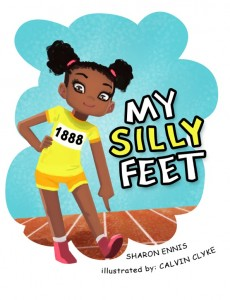 Silly Feet Book Cover