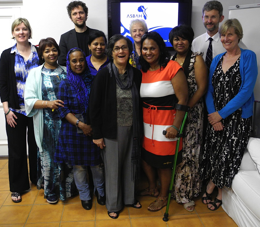 South Africa: brand new association for people with SBH