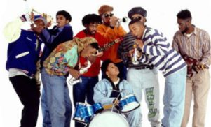 Benny Boom produces Native Tongues documentary