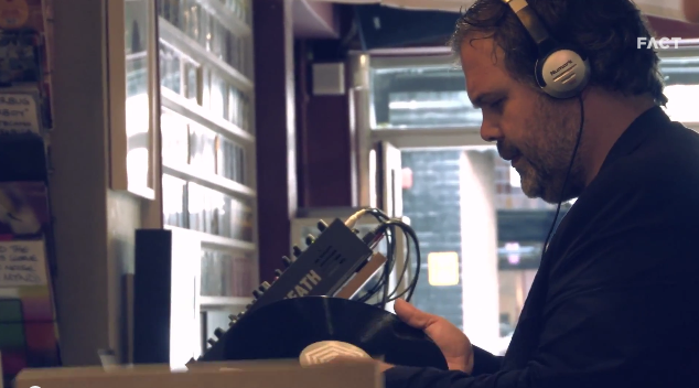Record shopping with… Nick Höppner