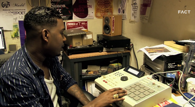 FunkinEven rocks the MPC live for FACT TV - FACT Magazine