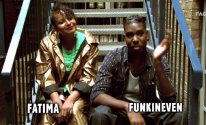 FunkinEven and Fatima talk beginnings, 'Phoneline' and FunkinEven's failed rapping career