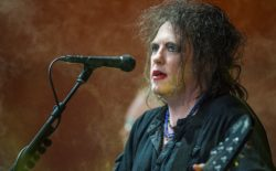 Stream Robert Smith's goth-lounge cover of Frank Sinatra's 'Witchcraft'