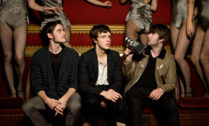 Laurel Halo, DJ Sprinkles and Benedict Cumberbatch to feature on Friendly Fires' LateNightTales mix CD