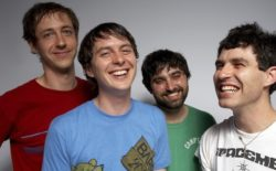 Animal Collective perform acoustic versions of two Centipede Hz songs