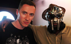 DOOM takes over BBC Radio 1, chats with Benji B