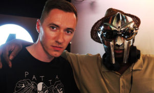 DOOM takes over BBC Radio 1, chats with Benji B