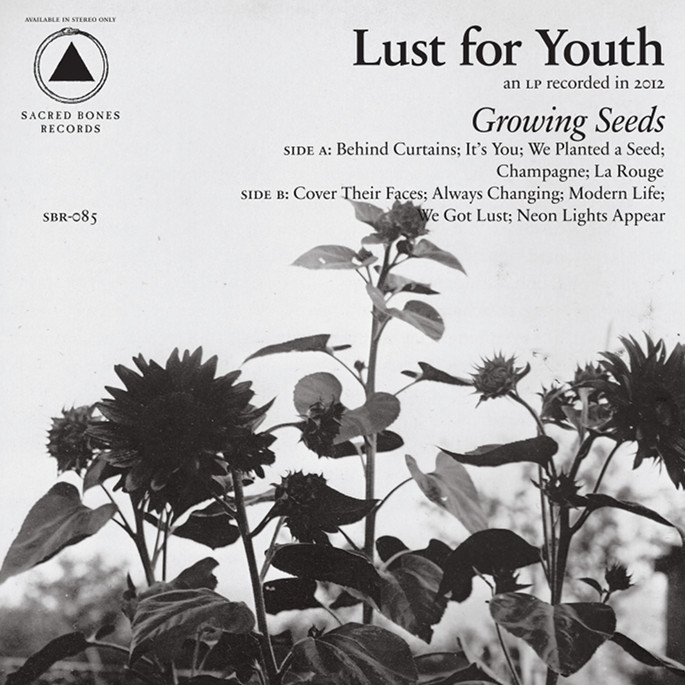 Gothenberg's Lust For Youth announce new album, Growing Seeds, on Sacred Bones