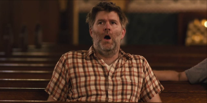 Watch the trailer for The Comedy, James Murphy's acting debut