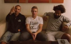 Stream a new Major Lazer tune, featuring dubstepper Flux Pavilion