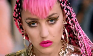 Watch Brooke Candy, the star of Grimes' 'Genesis' video, in her own NSFW rap clip