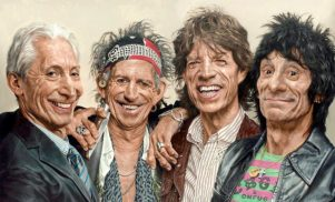 The Rolling Stones announce London and Newark dates