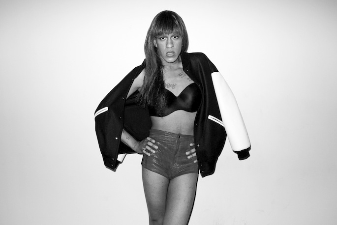 Listen to Mykki Blanco's new single, 'Haze.Boogie.Life', produced by Sinden and Matrixxman