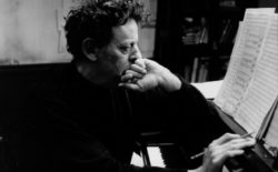 Stream the fantastic Philip Glass: Remixed LP, featuring Pantha Du Prince, Beck and Nosaj Thing