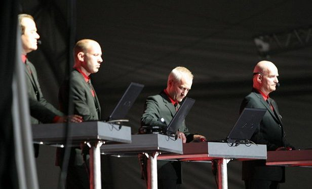 Kraftwerk inducted into the Rock & Rock Hall of Fame