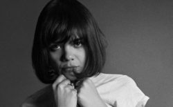 Bat For Lashes hits the beach on new video for 'All Your Gold'