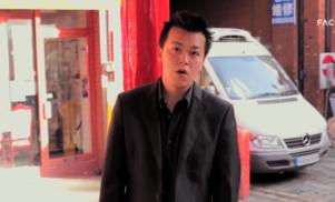 Reclusive Hippos In Tanks eccentric Triad God drops some super-rare verses in Chinatown