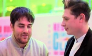 FACT TV at Red Bull Culture Clash 2012: Rudimental & John Newman interviewed