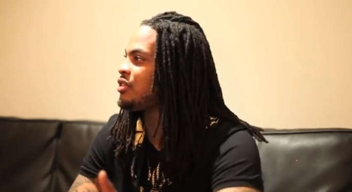 FACT TV meets Waka Flocka Flame