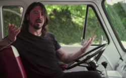 Watch the trailer for Dave Grohl's Sound City documentary