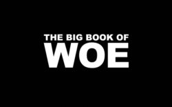 Legendary music blogger Woebot's work collected in The Big Book of Woe, with a preface from Simon Reynolds