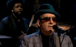 The Roots have recorded an album with Elvis Costello