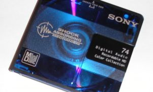 R.I.P. MD – Sony to phase out MiniDisc player production