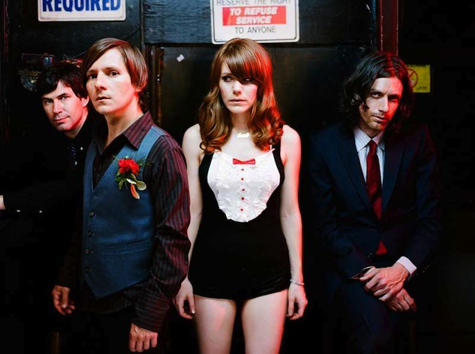 Defunct indie rockers Rilo Kiley prep rarities compilation