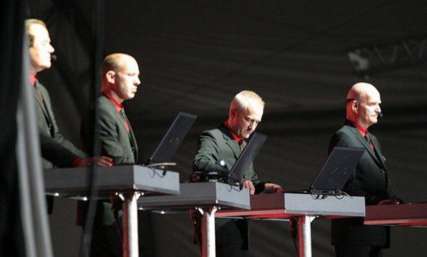 Kraftwerk to play Roskilde Festival